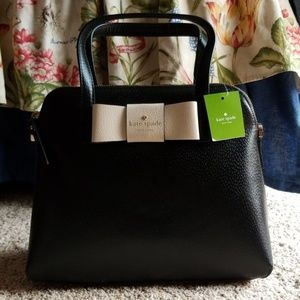 Kate Spade NY Mathews Street Maise Bow Satchel